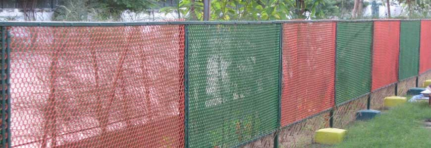 Garden Landscape | Sapling Protector | Chain Link Fencing Net